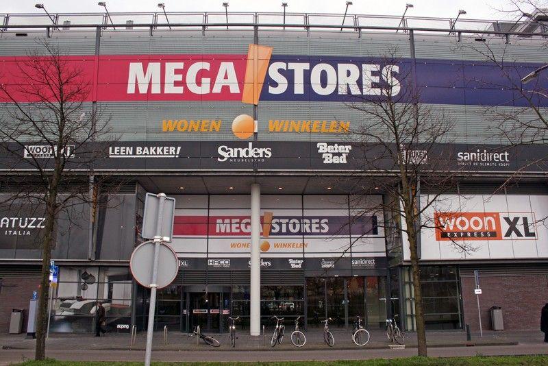 Megastores Den Haag
